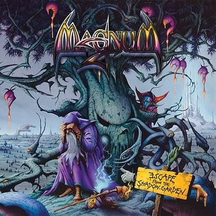 MAGNUM / Escape From The Shadow Garden