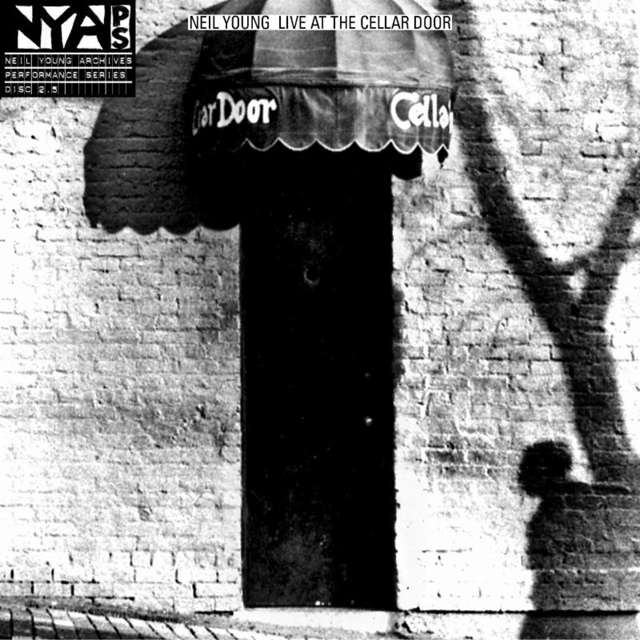 Neil Young / Live at the Cellar Door