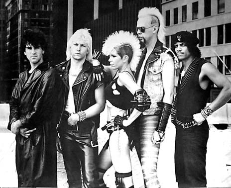 The Plasmatics
