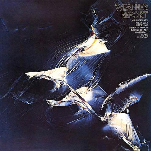 ウェザー・リポートのデビューアルバム 180グラム重量盤アナログレコード再発