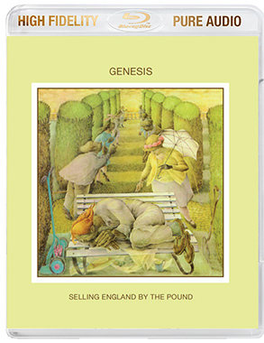 Genesis / Selling England By The Pound [Blu-ray Audio]