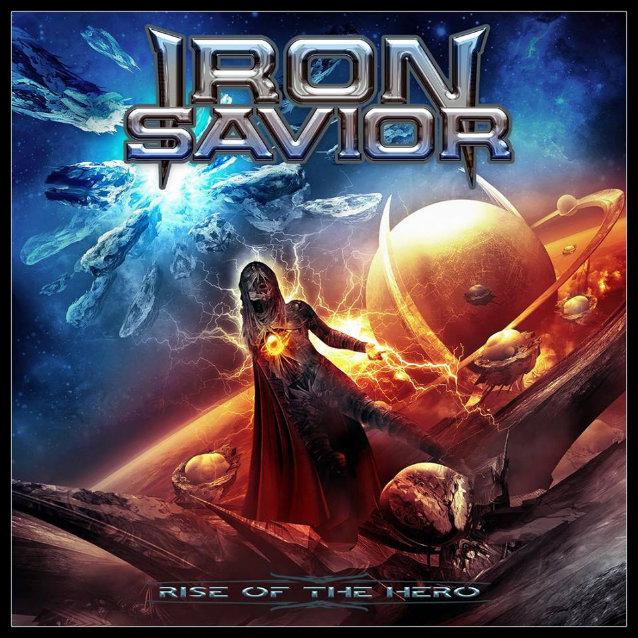 IRON SAVIOR / Rise Of The Hero