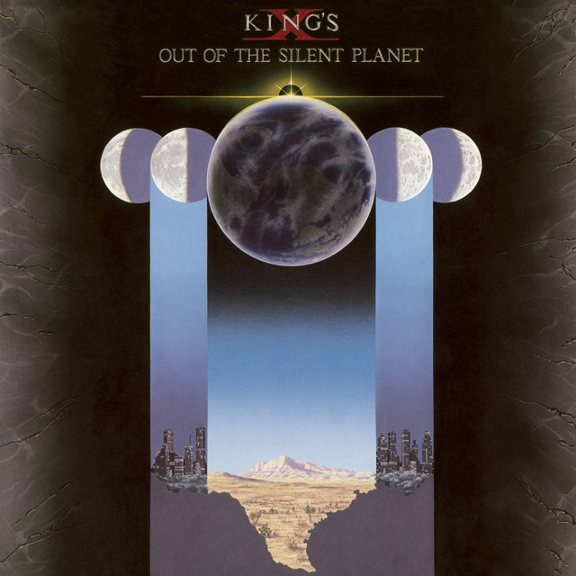 King's X / Out Of The Silent Planet