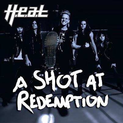 H.E.A.T / A Shot At Redemption