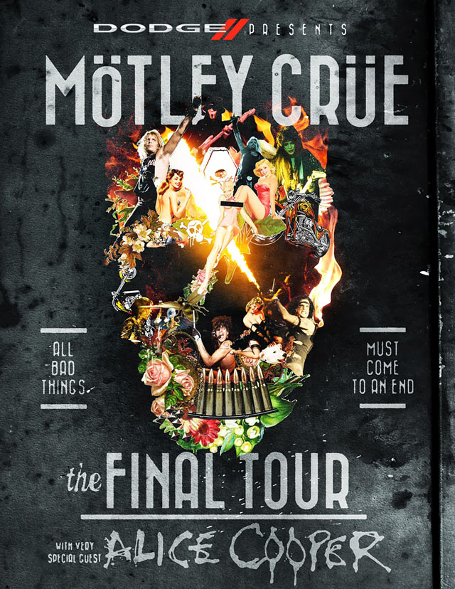 Motley Crue - The Final Tour