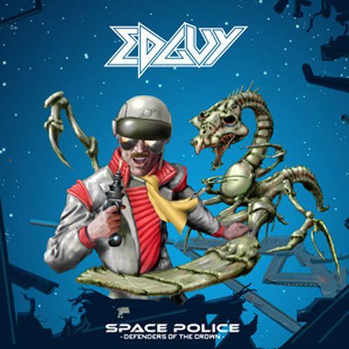 EDGUY / Space Police - Defenders Of The Crown