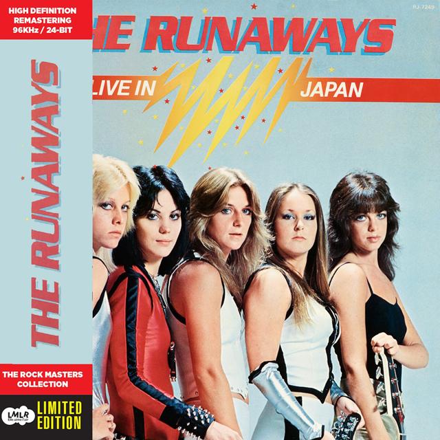 ザ・ランナウェイズ『live In Japan』がリマスター+紙ジャケット仕様で再発 Amass
