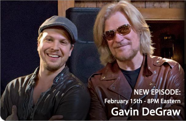 ダリル・ホールのライヴ・セッション・シリーズ<Live From Daryl's House>、最新回はギャヴィン・デグロウ