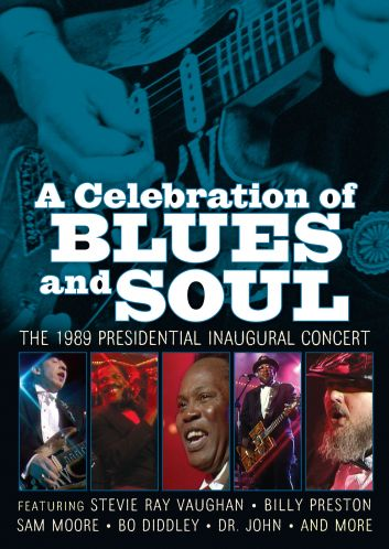 VA / A Celebration Of Blues & Soul: The 1989 Inaugural Concert