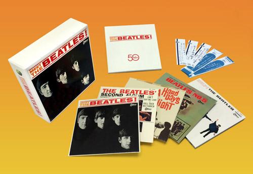 ビートルズ / ミート・ザ・ビートルズ<JAPAN BOX>