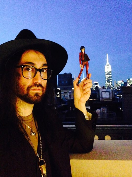 Sean Lennon / Photo by 本田ゆか