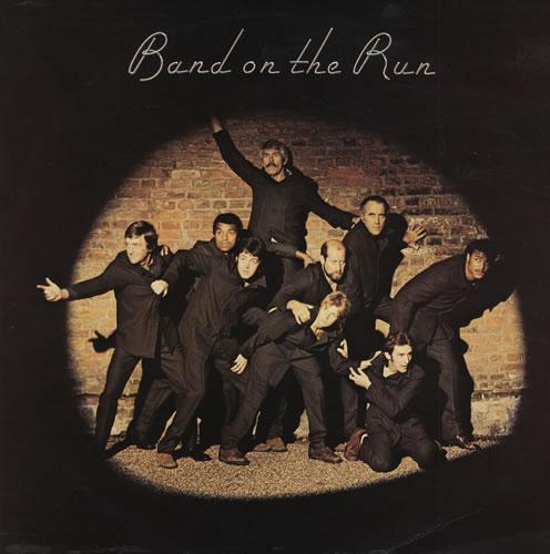Paul McCartney & Wings / Band on the Run