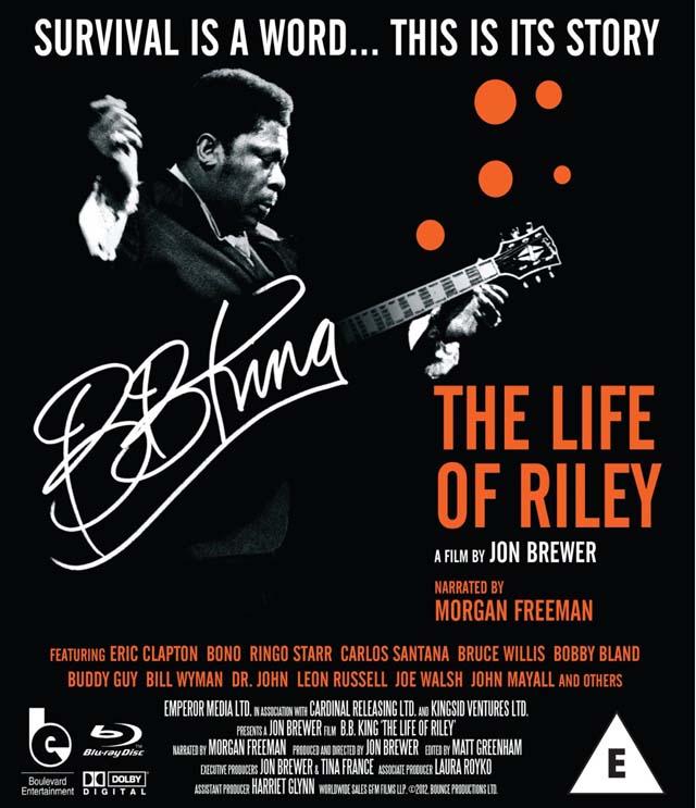 B.B.キングのドキュメンタリー映画『B.B. King: The Life of Riley』 U2出演シーン映像がネットで先行公開