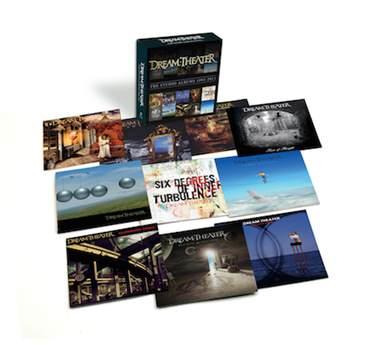 Dream Theater / The Studio Albums 1992-2011
