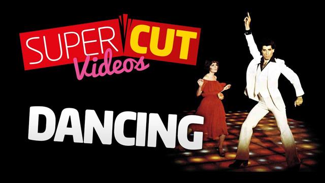Dancing in Movies - Supercut