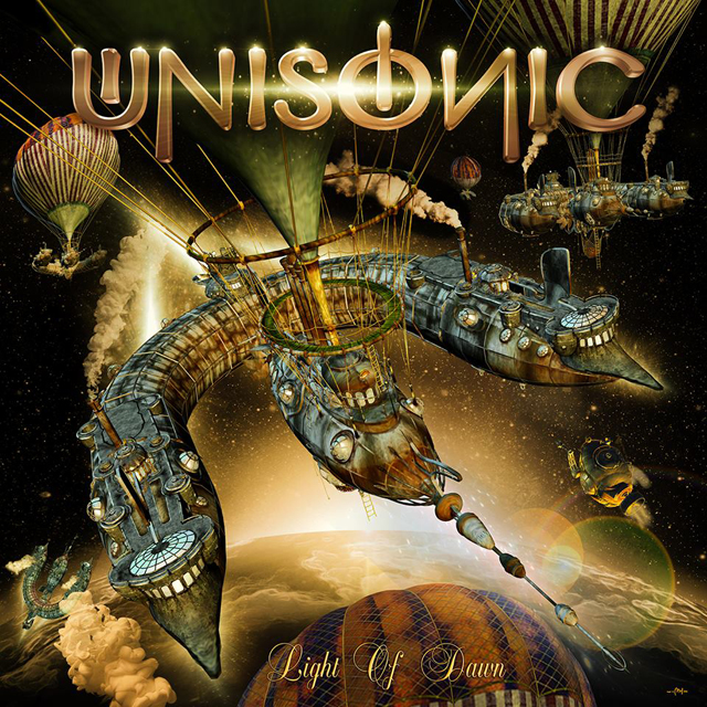 Unisonic / LIGHT OF DAWN