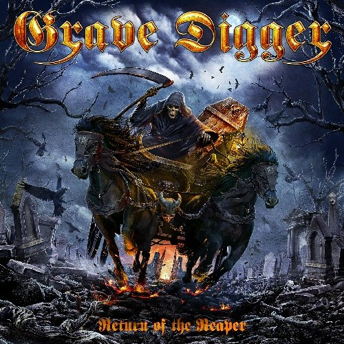 GRAVE DIGGER / Return Of The Reaper