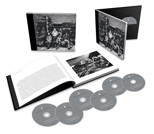 The Allman Brothers Band / The 1971 Fillmore East Recordings [6CD]