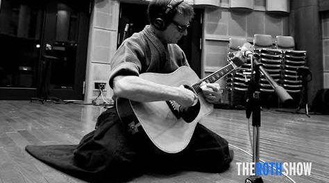 デヴィッド・リー・ロスが東京で撮影したビデオ「The Oo-oka River Blues」を公開