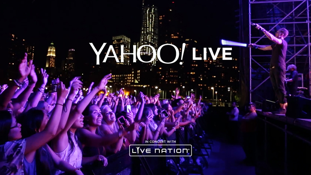 Yahoo Live!