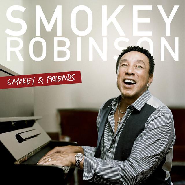 スモーキー・ロビンソンのデュエット・アルバム『smokey Amp Friends』が日本でも発売に Amass