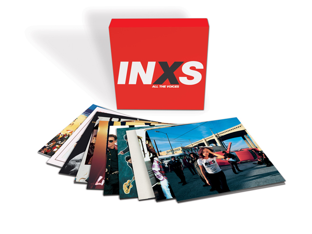 INXS / All The Voices