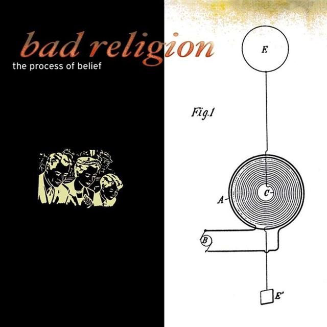 バッド レリジョンの2002年作 the process of belief が全曲フル試聴