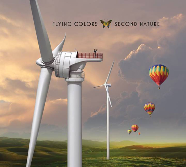 Flying Colors / Second Nature