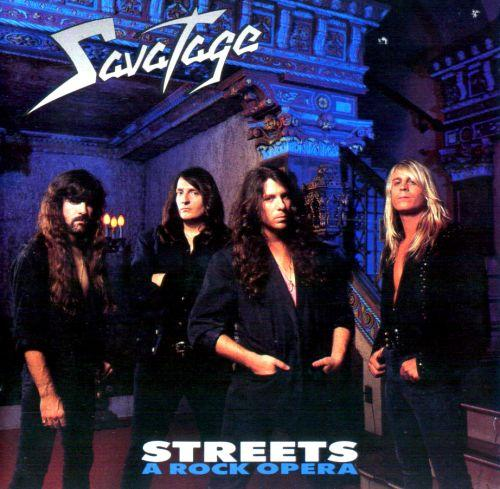 SAVATAGE / Streets: A Rock Opera