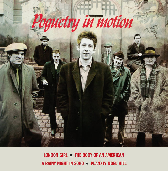 The Pogues / Poguetry in Motion EP