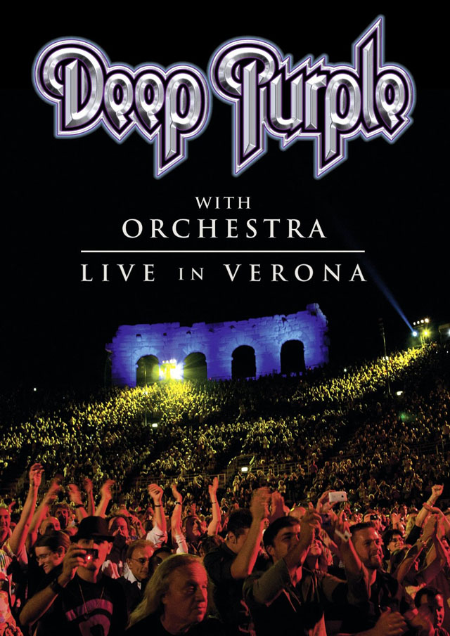 Deep Purple / Deep Purple With Orchestra : Live In Verona