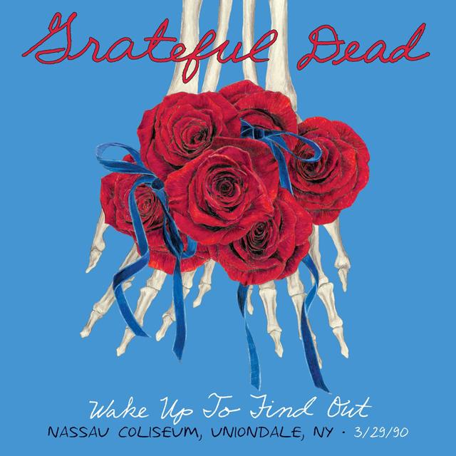 グレイトフル・デッドの3CDライヴ盤『Wake Up and Find Out 3/29/90』から「Bird Song」が試聴可