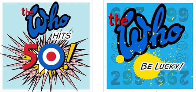 The Who / Who Hits 50 & Be Lucky!