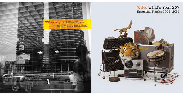 Wilco / Alpha Mike Foxtrot: Rare Tracks 1994-2014 & What's Your 20? Essential Tracks 1994-2014