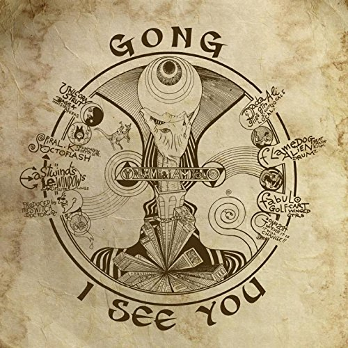 Gong / I See You
