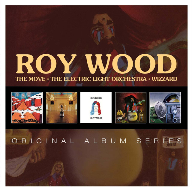Roy Wood / Original Album Series