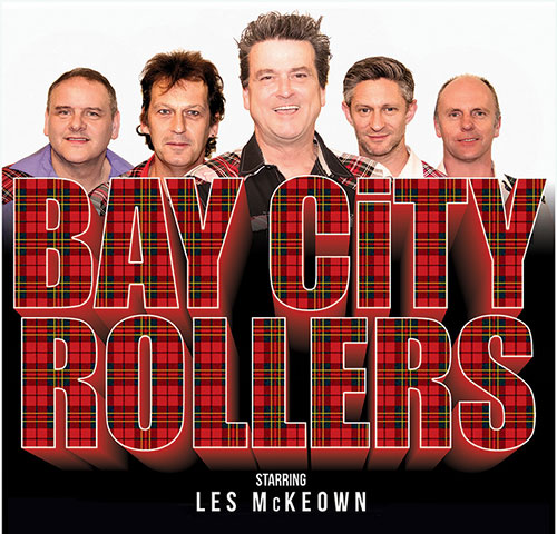 Bay City Rollers With Les McKeown
