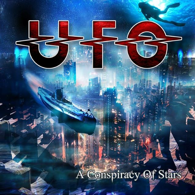 UFO / A Conspiracy Of Stars