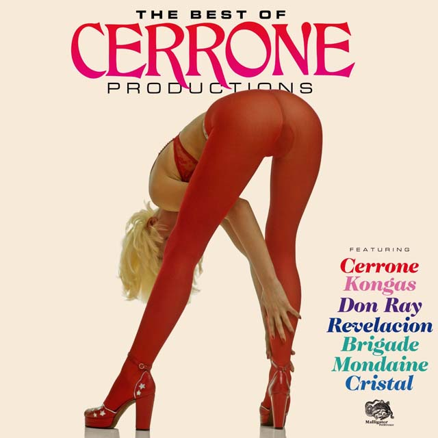 Cerrone / The Best of Cerrone Productions