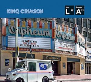 King Crimson / Live At The Orpheum