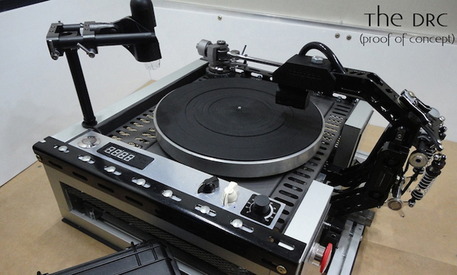 The DRC (Desktop Record Cutter)