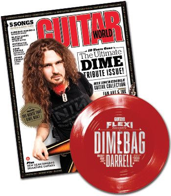 February 2015 issue of Guitar World,