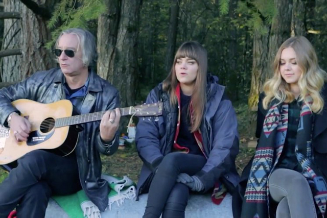 First Aid Kit and Peter Buck