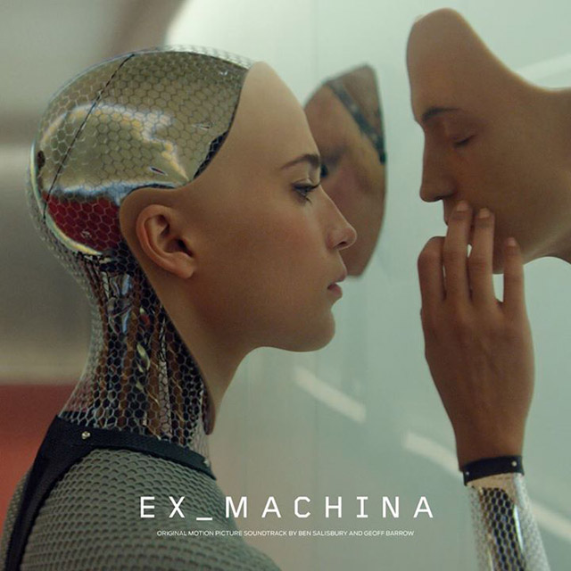 OST / EX MACHINA