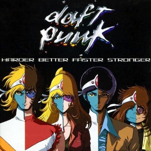 Daft Punk / Harder, Better, Faster, Stronger