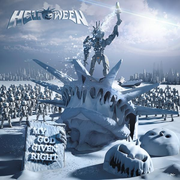 Helloween / My God-Given Right