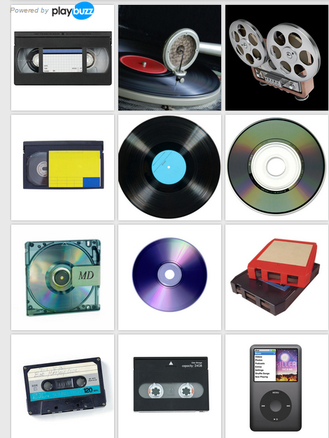 QUIZ: How well do you remember your old music formats? - XFM