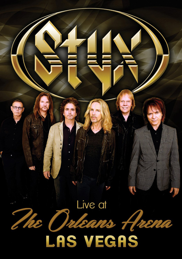 Styx / Live At The Orleans Arena Las Vegas