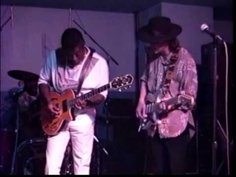 Stevie Ray Vaughan and Buddy Guy