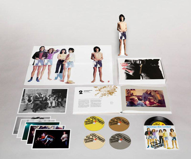 The Rolling Stones / Sticky Fingers [Super Deluxe Edition]